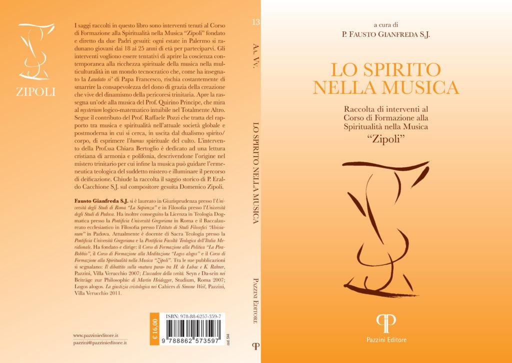 """""""Lo spirito nella musica"""" è nel Catalogo del Servizio Bibliotecario Nazionale"""